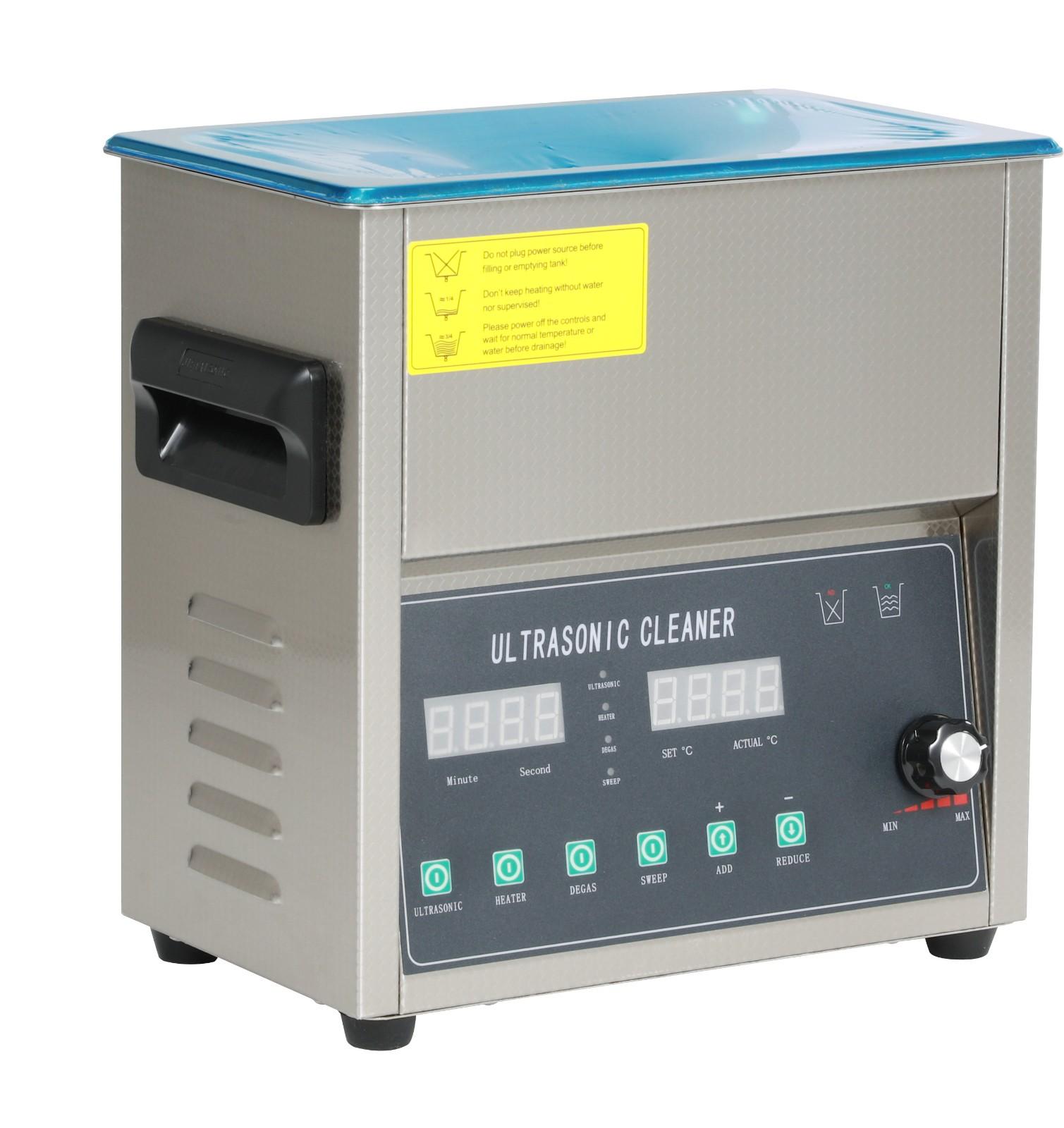 超聲波清洗機常見故障分析