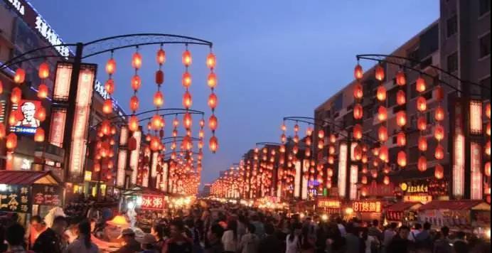 全光谷最正宗的台湾夜市来了!