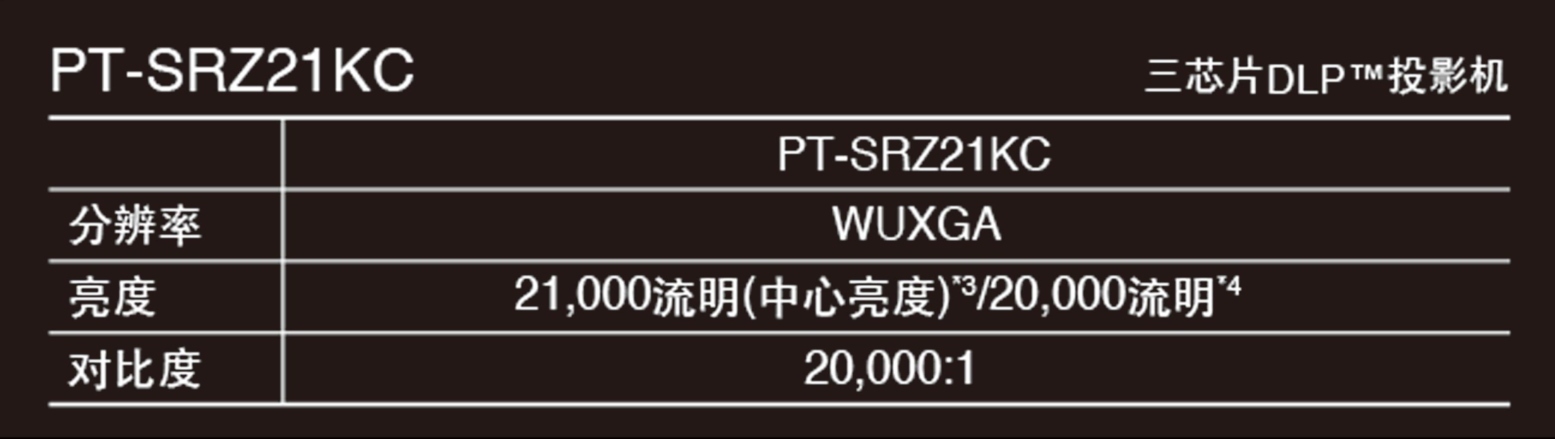 PT-SRZ21KC
