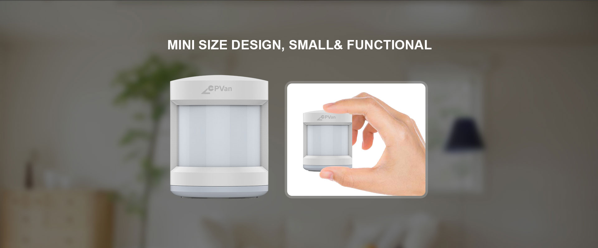 Zigbee Motion PIR Sensor