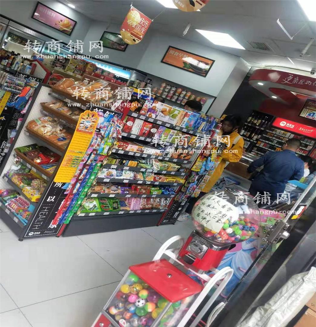 日营业8000超市转让