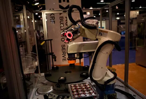 The machine vision will be the future of intelligent manufacturing is a hotly contested spot