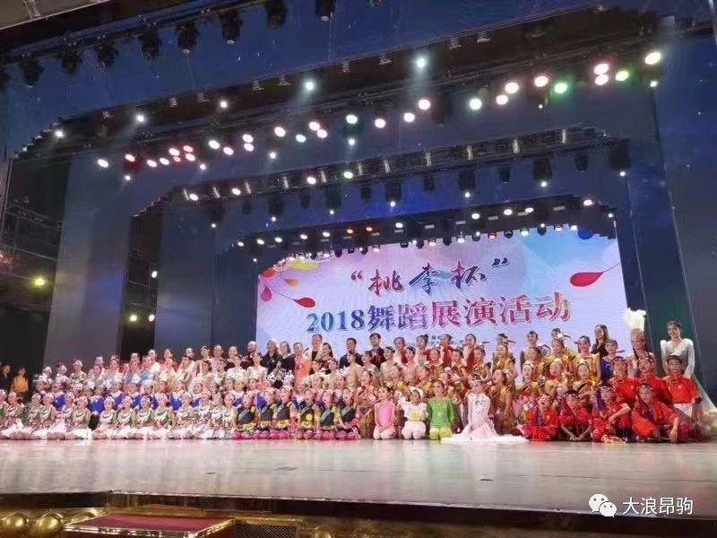 【啟動啦!】桃李杯2019寒假舞蹈展演活動