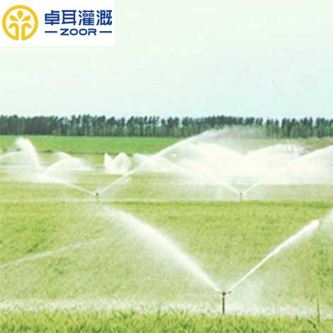 农业服从高节水浇灌
