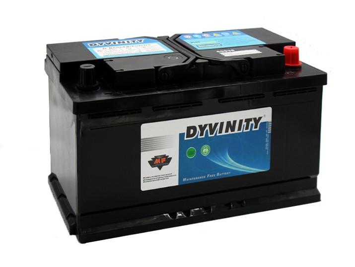 进口奥迪 Q7【6.0TDI】 电池型号:60038