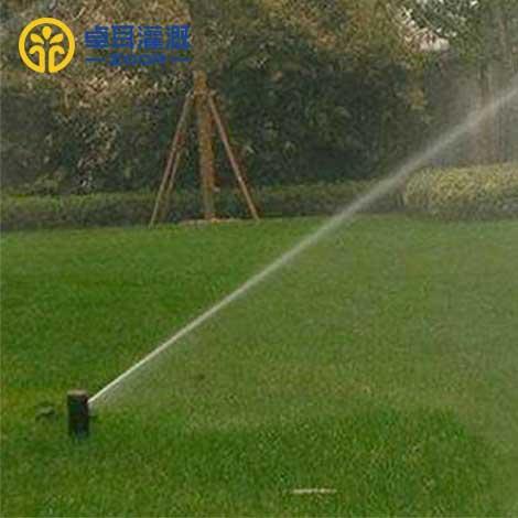 自动喷灌体系