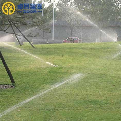 园林喷灌体系