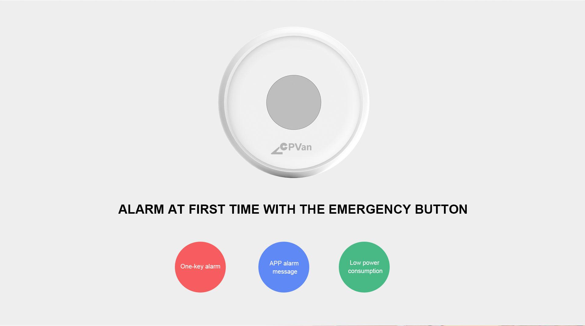 Zigbee Emergency Button