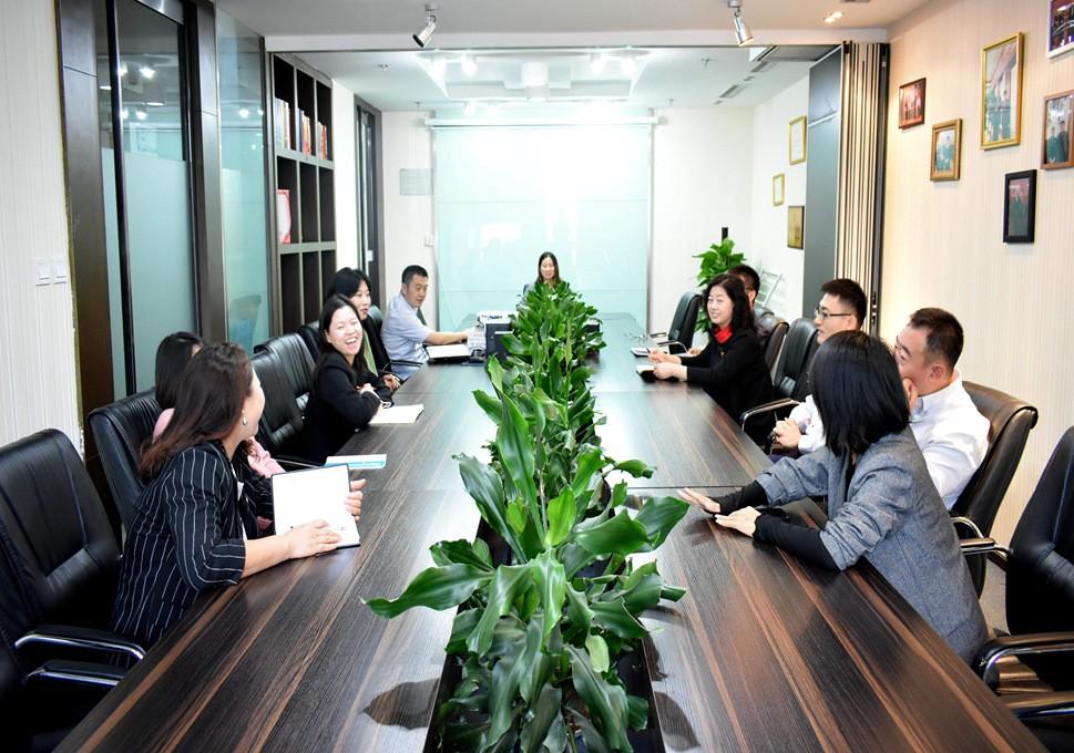 北京英国威廉希尔公司鸿图集团企业新闻——辩论赛