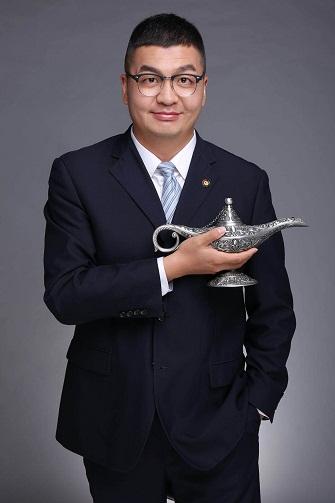 """阿拉丁财富李富洋获""""RFP中国百强精英会员""""称号"""