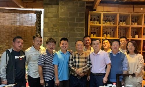 道和远大集团总裁陈小勇看望慰问来蓉疗养福建万博体育平台战友