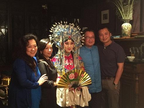 尼泊尔公主到访阿拉丁控股集团