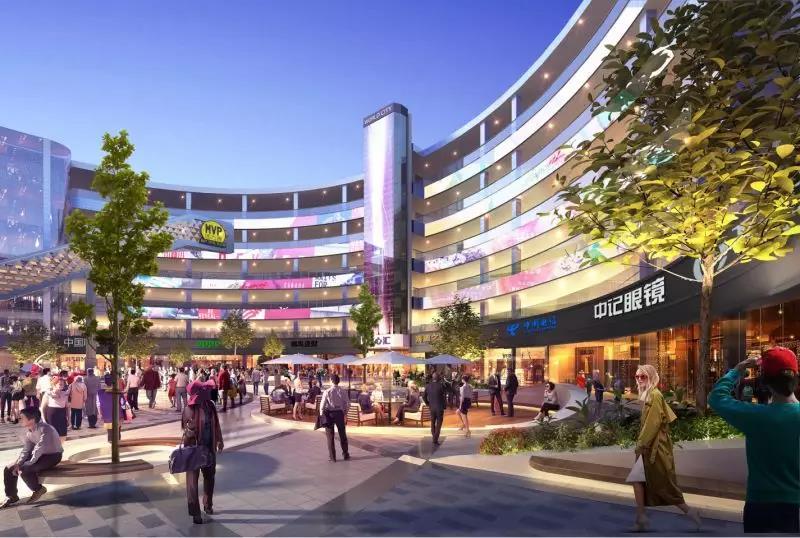 堪比23个足球场,5个月后的光谷广场会变成这样……