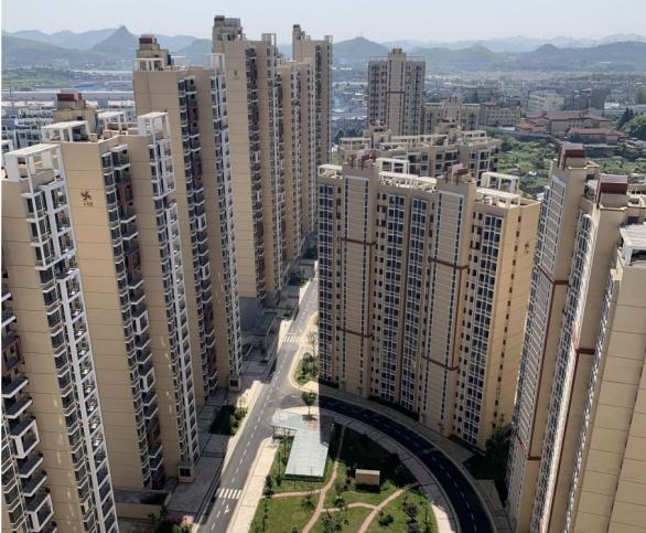 2017年 贵阳福锌苑改造项目