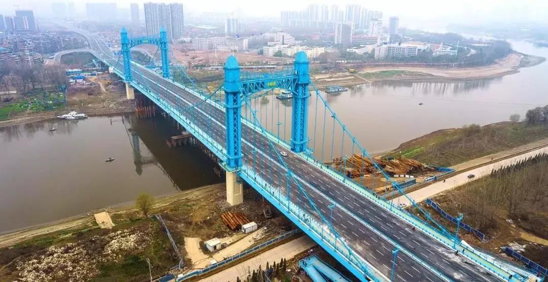 刷新世界纪录,改写武汉历史,让你身价暴涨的原因除了这座桥还有...