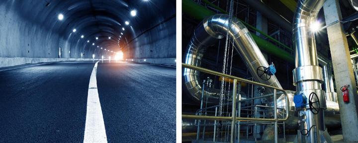 奥博瑞光(AOBO)工业交换机系列产品在矿井工业中的应用方案
