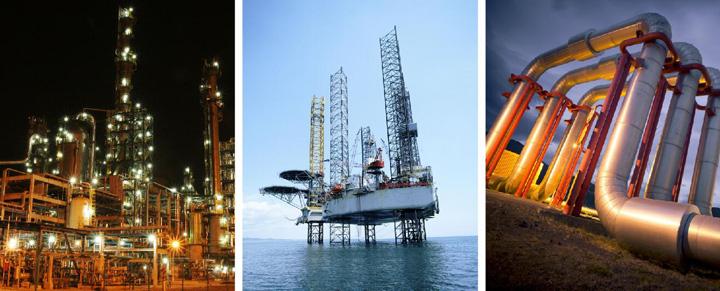 奥博瑞光(AOBO)工业交换机系列产品在石油天然气工业的应用方案