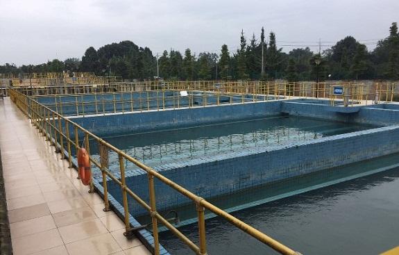 阿拉丁资本携远达水务考察成都金强水务