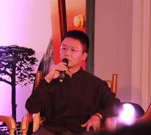 阿拉丁控股集团副总裁出席中国景区创新论坛