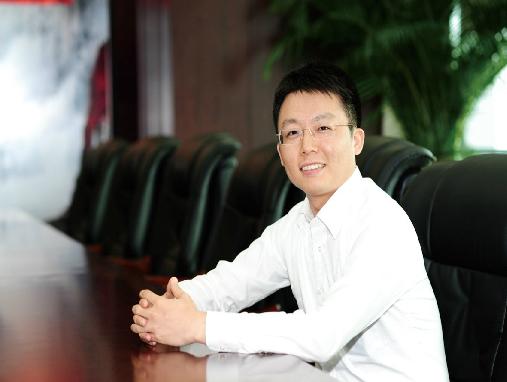 阿拉丁控股集团副总裁赵宪刚:顺应感恩之心