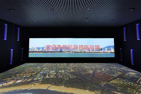 威海经济开发区规划展览馆