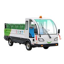 WJS-QY5电动环卫清运车
