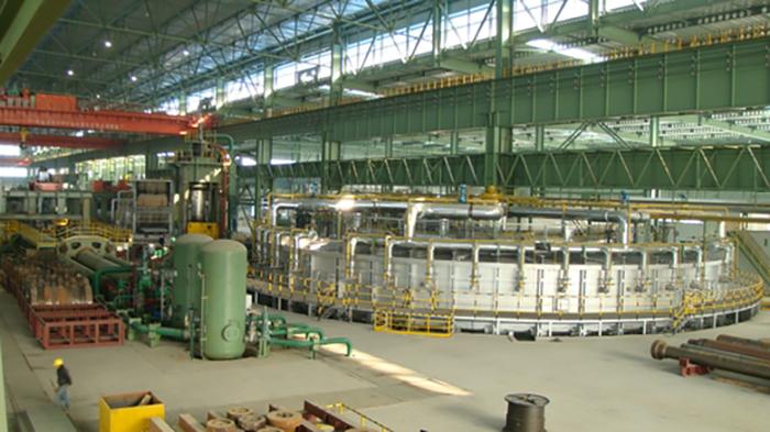 2008年 浙江格洛斯无缝钢管工程设备管道安装工程