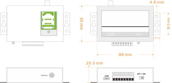 CWT-L1120S IoT Gateway