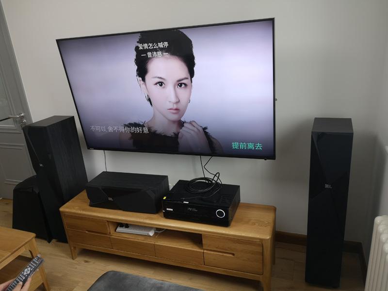 广善路JBL studio100系列音响套装
