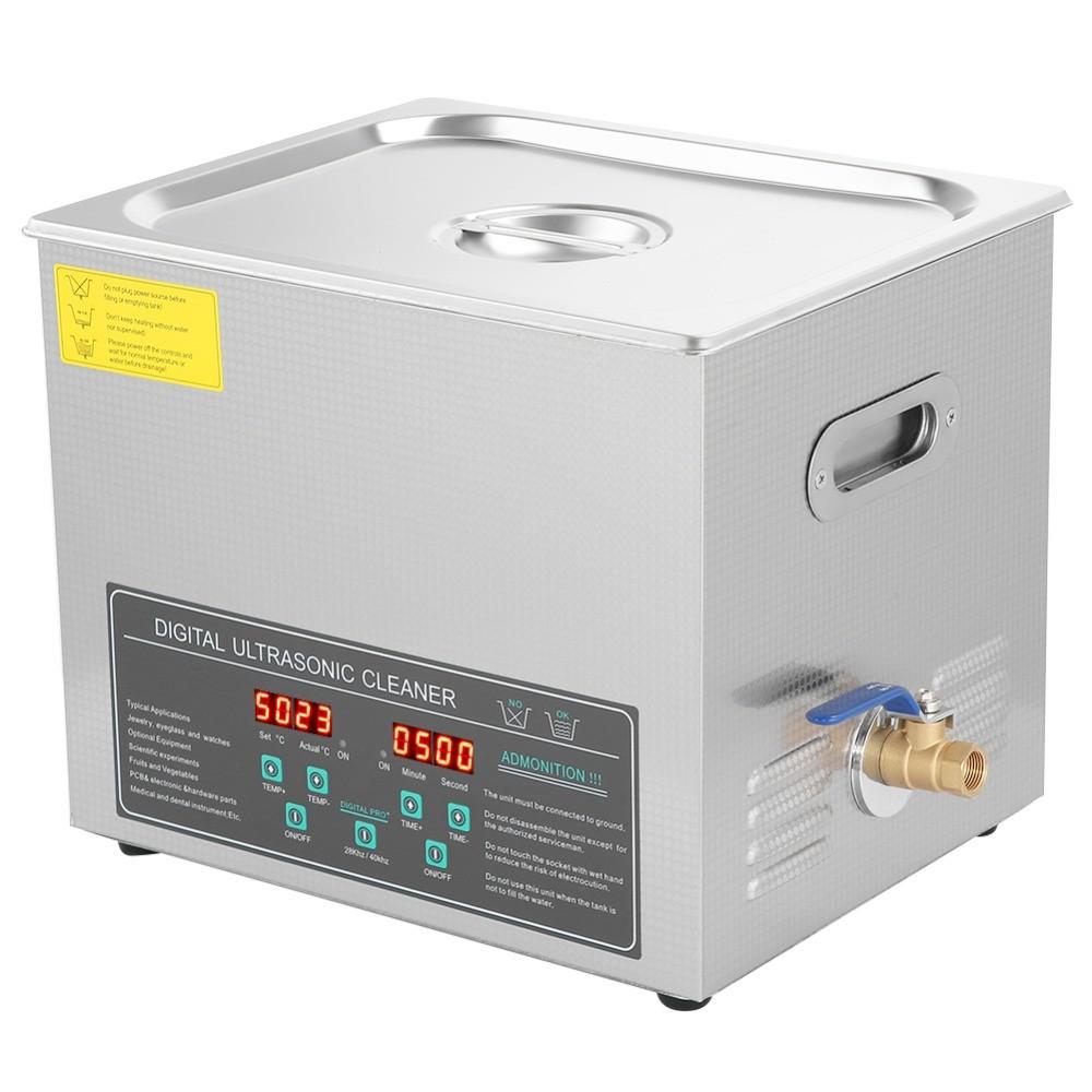 超声波清洗机为什么要使用清洗剂