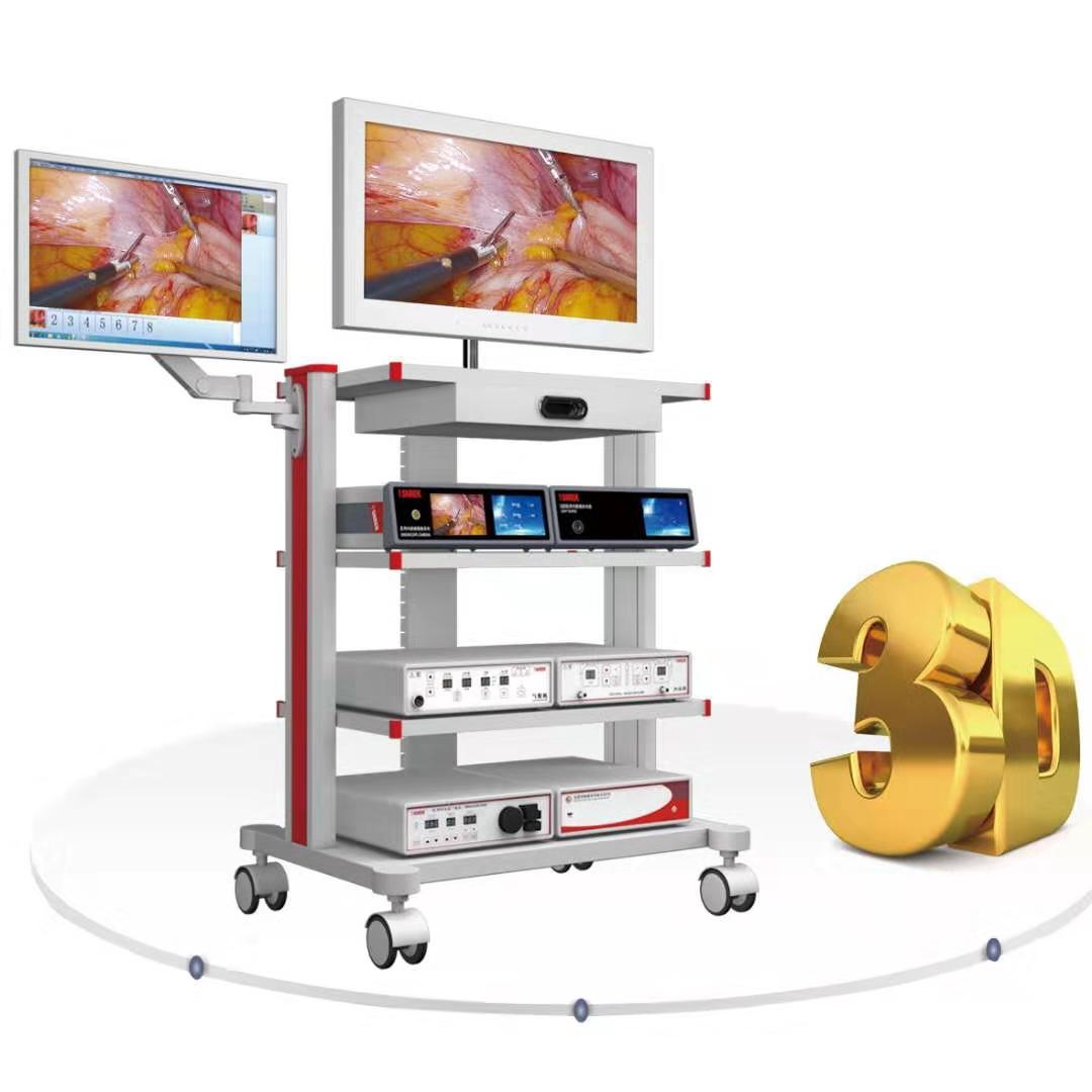 3D、4K、5G等新技术在微创领域的应用