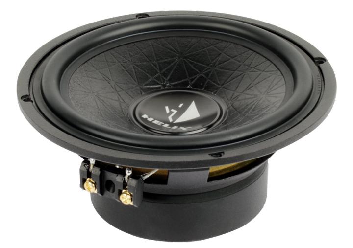 与好音乐的不期而遇!德国竞赛级HELIX C 62C二分频套装喇叭