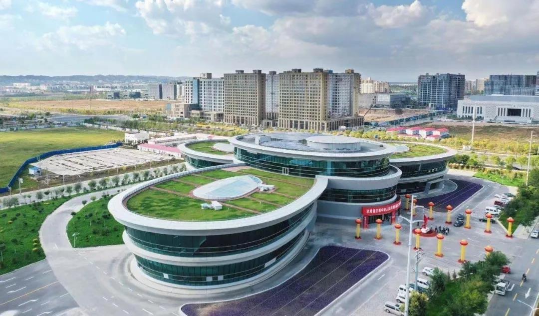 一站遍览陇原巨变!甘肃省经济社会发展展览馆可免费预约参观啦