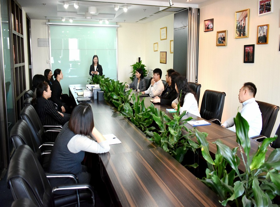 北京英国威廉希尔公司鸿图集团企业新闻——团建活动