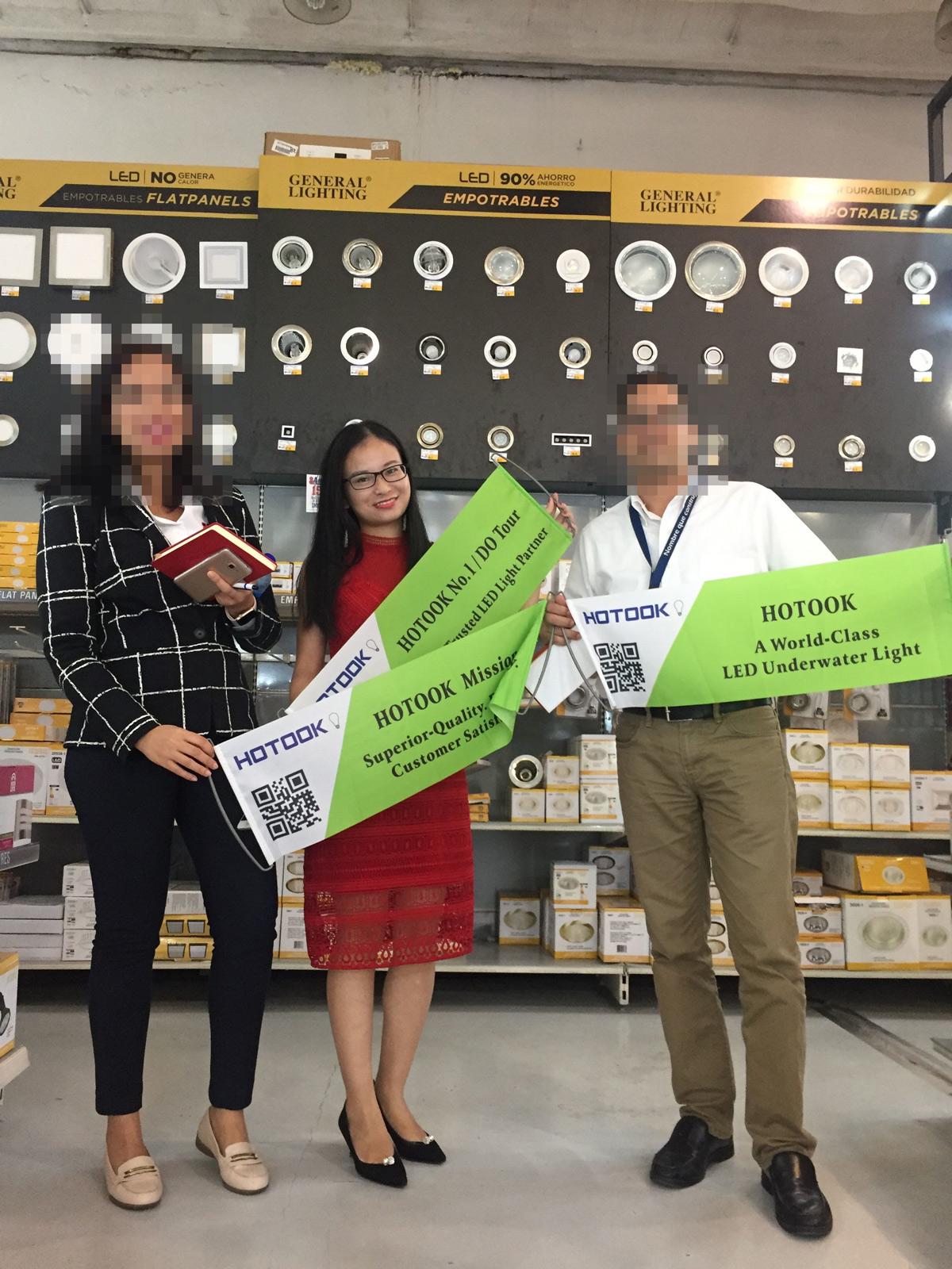Strategic Cooperation in Supermarket