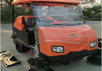 安阳滑县环保节能建材厂跟进时代的步伐新入扫地机
