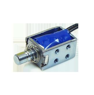 电磁铁SDO-0415L 保险柜储物柜密码锁指纹锁智能门锁微型推拉电磁铁