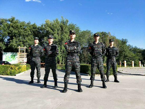 5篇军事拓展训练教官的心得体会范文