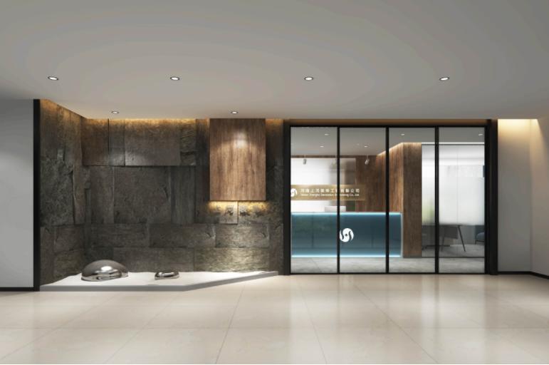郑州公装设计中新材料的应用--【设易空间设计】