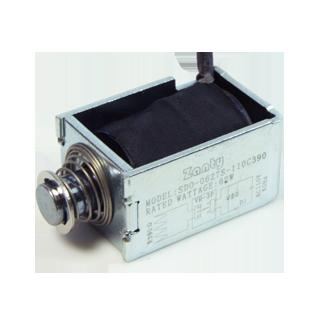 电磁铁SDO-0627S 小家电面包机拌料投送开关用交流AC220V小型推拉电磁铁
