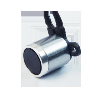SDT-1214S圆管电磁铁 DC5V智能门锁电子开关微型管状式推拉电磁铁螺线管