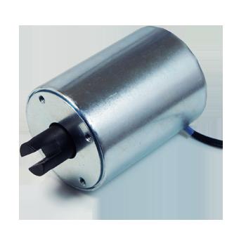 SDT-4964L圆管电磁铁 DC220V工业自动化控制设备用大推力管状推拉电磁铁