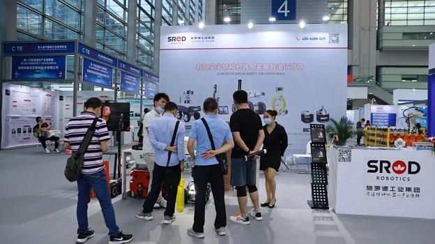 施罗德携「硬科技」亮相电子信息博览会,产品全新升级预告!