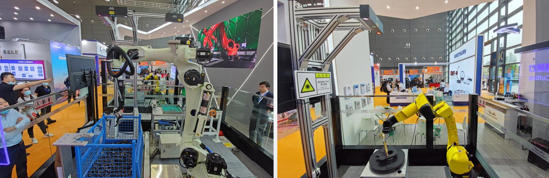 长沙国际工程机械展 | 梅卡曼德携视觉引导切割坡口、工件上料解决方案亮相
