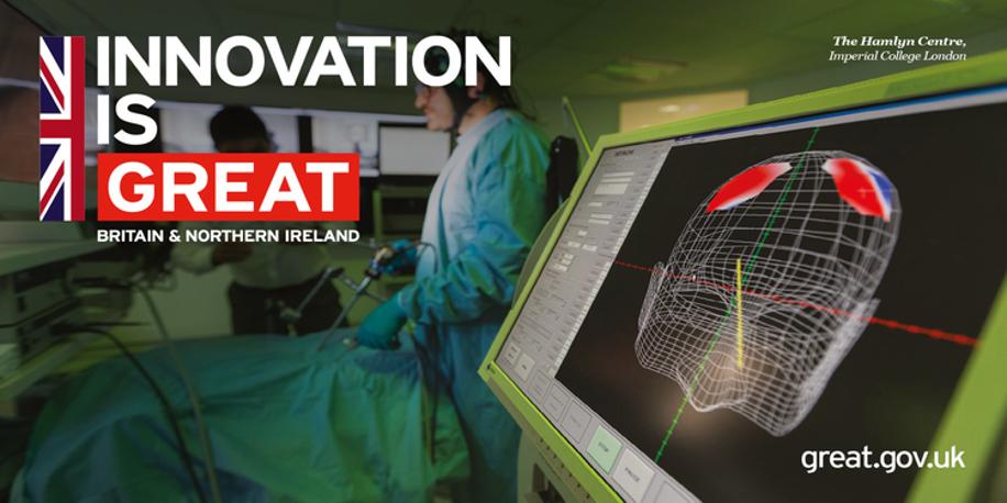 启迪携手英国国际贸易部等机构为两国医疗器械企业搭建技术交流合作平台