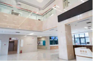 西红门医院扩建项目精装修工程