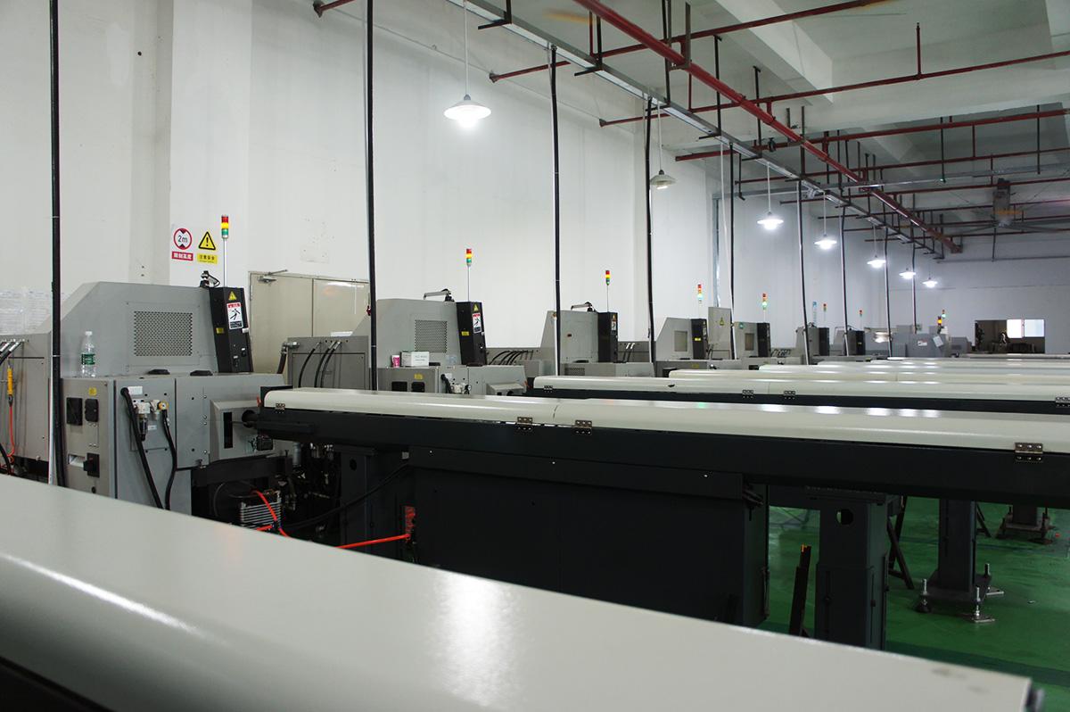 CNC加工中心简介