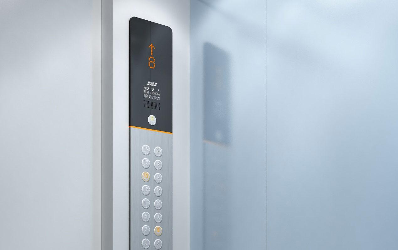 永大电梯办公楼电梯,助力商务出行