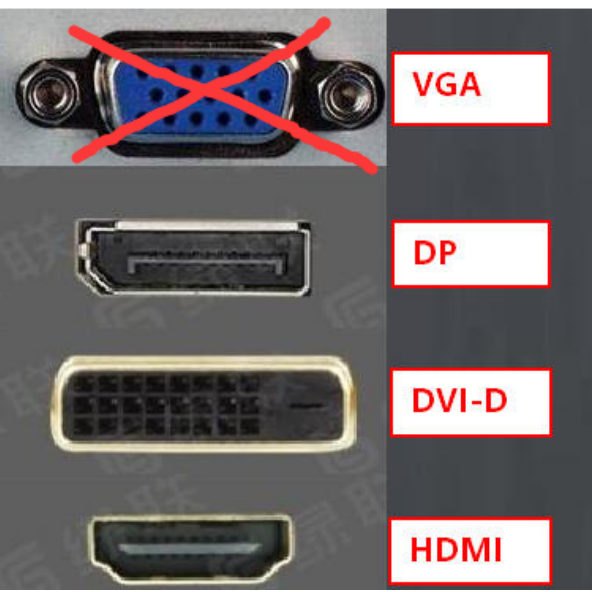 What to do if your comnputer doesn't have HDMI port