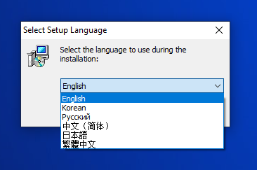 How to install driver for T1060?